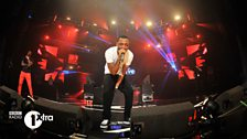 Wiley at 1Xtra Live in Manchester