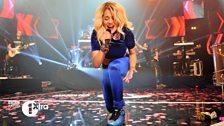 Rita Ora at 1Xtra Live