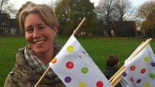 Bratton Primary School handmade flags.jpg