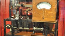 2L0 - The transmitter used for BBC Radio's first broadcast in 1922