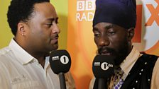 Robbo speaks to Sizzla