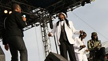 Assassin, Beenie Man, Ryno and Kiprich close the show