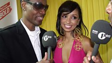 Wayne Wonder and Mya