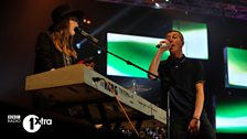 Devlin at 1Xtra Live