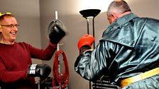 CiN Knockout Quiz Round Four- Bryan Burnett v Mark Stephens