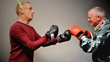 CiN Knockout Quiz Round Four - Bryan Burnett v Mark Stephens