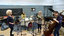 Gwyneth Herbert and band