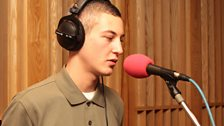 Devlin was in the Live Lounge