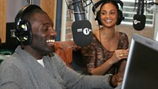 Wretch 32 and Alesha Dixon joined Gemma