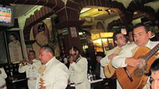 Garibaldi Square - the home of the Mariachi Band