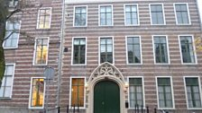 Paushuize  - the Papal house, Utrecht.