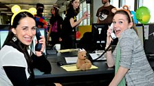 MacAulay and Co. Children in Need Celebrity Call Centre - River City Stars