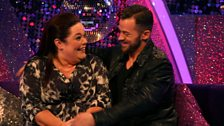 Lisa and her temporary Rent-a-Pro, Artem
