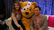 Erin, Richard and Pudsey