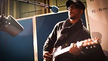 Brinsley Forde at Maida Vale Studios