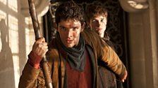 Merlin and Daegal