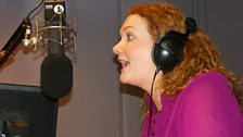 Coronation Street's Fiz Live On Air
