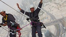 Window Cleaning, Burj Khalifa