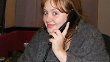 Adele Takes Your Calls