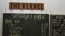 The Kernel Brewery - Finalists in the Best Drinks Producer category of the BBC Food and Farming Awards 2012