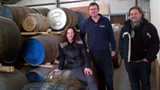 Kilchoman Distillery - Finalists in the Best Drinks Producer category of the BBC Food and Farming Awards 2012