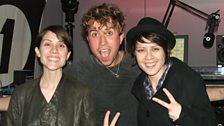 Tegan & Sara Fresh Off Stage