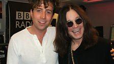 Grimmy and Ozzy Osbourne