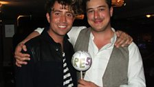 Mumford and Sons at the Mercurys