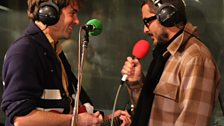 Zane Lowe speaks to Justin from The Vaccines