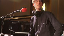 James Blake talks to Grimmy ahead of his Maida Vale 4 set