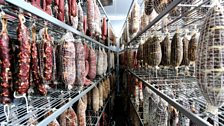 Deli Farm Charcuterie - Finalist in the Best Food Producer category of the BBC Food and Farming Awards 2012