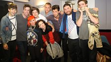 Bye bye to Grimmy on the evening show