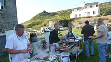 Porthgain Shellfish - Finalists in the Best Food Producer category of the BBC Food and Farming Awards 2012