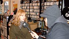 Huw chats to Lucy Rose