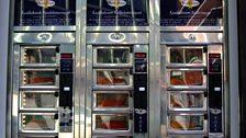 Dutch croquette machine