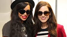 Jessica Lowndes show off her sunnies!