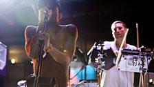 Azari & III at Radio 1's Free Party
