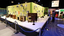 History of radio exhibition