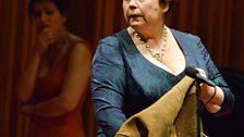 Ingrid Tobiasson as La Frugola