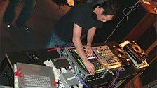 Sasha live at BBC Maida Vale, May 2005