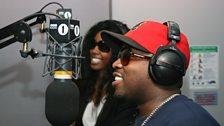 Kelly Rowland and Big Boi