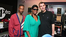 D Double E and Fantasia with Westwood