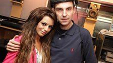 Cher Lloyd loves Ace?!