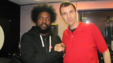 ?uestlove from The Roots!