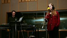 Hackman Ft. Marita Hackman perform live at Maida Vale Studios