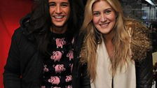 Made In Chelsea's Ollie and Cheska