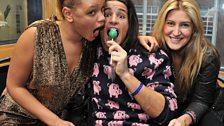 Gemma, Ollie and Cheska