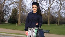 Model, blogger, DJ and 1Xtra Fashion Reporter Bip Ling