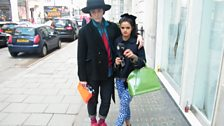Our reporter Bip Ling meets some very fashionable punters
