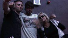 Plump DJs with Annie Nightingale